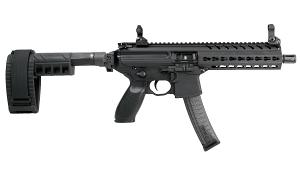 Sig Sauer MPX Pistol W/Stabilizing Brace, Keymod, 9mm - USED