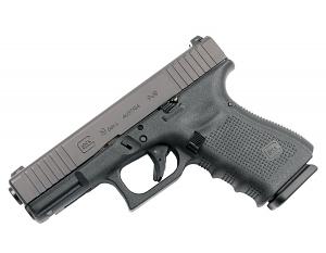 Glock 19 Gen 4 Front Serrations - 9mm - USED