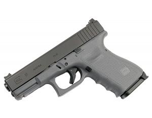 Glock 19 RTF2, Grey Frame - 9mm- USED