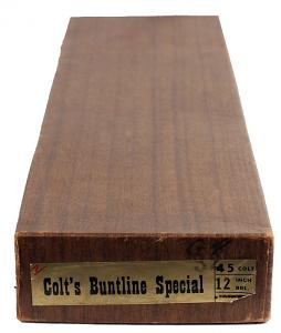 Colt Buntline Special SAA - .45 Long Colt - USED