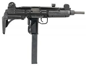 IWI UZI 9mm SMG - NFA