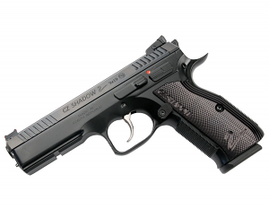 CZ Shadow 2, Adjustable Sights, 9mm