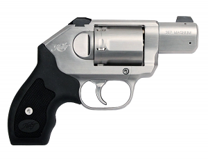 Kimber K6S Stainless Revolver .357 Magnum - Black Grips - Night Sights