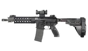 Sig Sauer 516 Pistol W/Stabilizing Brace, 5.56mm - USED