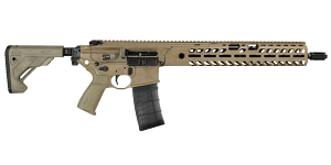 Sig Sauer MCX Virtus Patrol, .223, 5.56mm - FDE