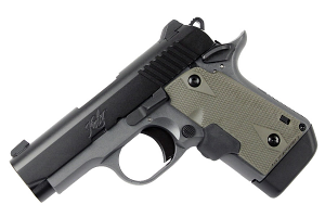 Kimber Micro 9 Woodland Night (LG) - 9mm
