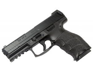 H&K VP9 LE 9mm Striker Fired, Tritium Night Sights, 3 Mags