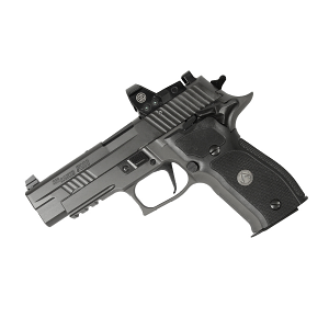 Sig Sauer P226 Legion, 9mm, Night Sights, SAO, Romeo 1 Reflex Sight