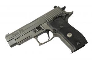 Sig Sauer P226 Legion, 9mm, Night Sights, SAO