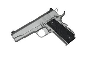 Dan Wesson V-Bob, 9mm, SS