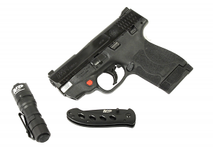 Smith & Wesson Shield M2.0 9mm with Laser