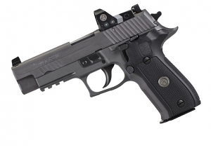 Sig Sauer P226 Legion RX, 9mm, Night Sights, DA/SA
