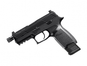 Sig Sauer P320 Carry TACOPS, 9mm, Tall Night Sights, DAO - Threaded BBL