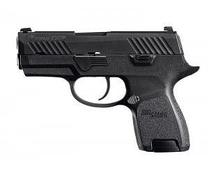 Sig Sauer P320 Sub-Compact 9mm - IOP