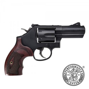 Smith & Wesson, 19 Carry Comp, Revolver, 357 Mag