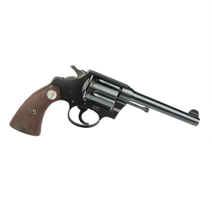 Colt Police Perfect Revolver, .38 Special - USED