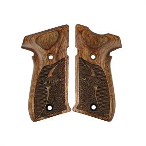 Sig Sauer P220 Wood Grips DAO/DAK
