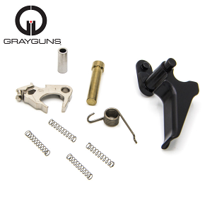 Grayguns Competition Straight Trigger Kit - Sig Sauer P320