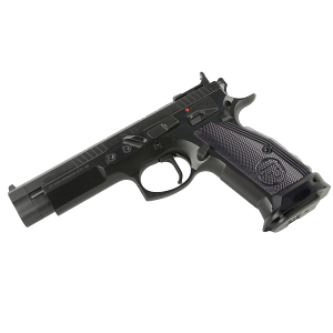 CZ 75 TS Czechmate, Fixed Sights, 9mm, SAO