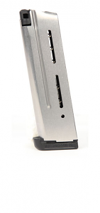 Wilson Combat #47NX 1911 Govt 10mm 9rd magazine - Stainless