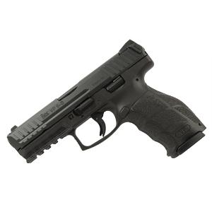 Heckler and Koch VP9-B, Striker Fired, Fixed Sights, 9mm - Black
