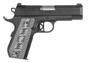 Dan Wesson ECP, 45ACP, Black