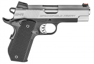 """Springfield Armory 1911 EMP 4"""" CONCEALED CARRY CONTOUR -9mm"""