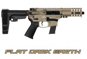 CMMG Banshee 300, 45acp Pistol, Flat Dark Earth