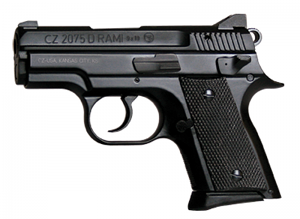 CZ 2075 RAMI BD, Night Sights, 9mm