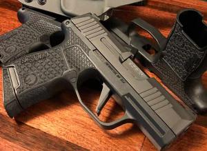 Grayguns P365 Laser Grip Module - Black