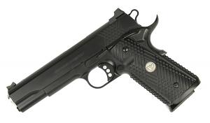 Wilson Combat X-TAC, G10 Grips, 9mm, Black