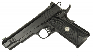 Wilson Combat Tactical Elite, Ambi Safety, G10 Grips, Black
