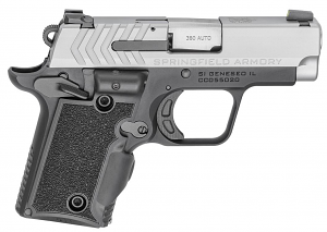 Springfield Armory 911 .380ACP - Stainless w/Laser