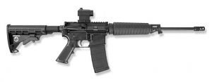 Bushmaster XM-15 QRC w/Mini Red Dot - 5.56mm