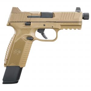 fn509 tactical 9mm fde