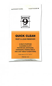 Quick Clean Lead Remover Cloth - Hoppe's
