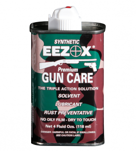 EEZOX Synthetic Premium Gun Care - 4oz Can
