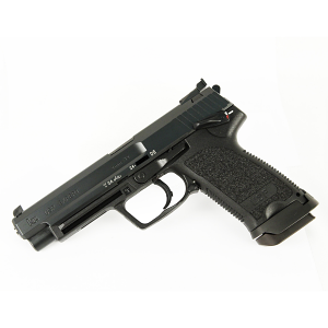 H&K USP Expert 9mm, DA/SA, Adjustable Sights With Jet Funnel