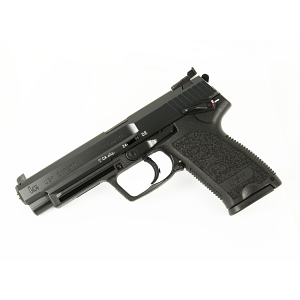 H&K USP Expert 9mm, DA/SA, Adjustable Sights W/O Jet Funnel