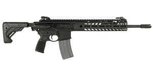 Sig Sauer MCX Virtus Patrol, .223, 5.56mm - Black