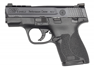 Smith & Wesson M&P SHIELD Performance Center 2.0, 9mm