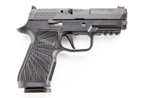 Wilson Combat / Sig Sauer P320, Carry, 9mm, Action Tune with Straight Trigger - Black Module