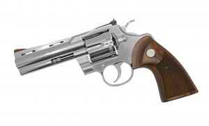 Colt Mfg Python 357 Mag 6RD 4.25