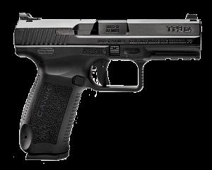Canik TP9DA Handgun - Black - 9mm