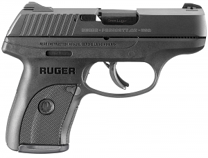 Ruger LC9S 9mm - Black