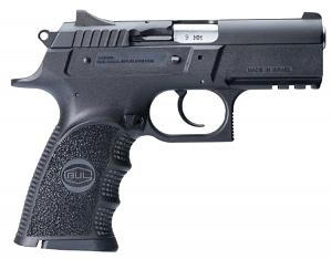 BUL ARMORY USA 30101CH Cherokee Compact 9mm Luger 3.66