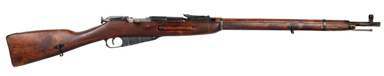 Mosin Nagant M91/30 - 7.62X54R - USED