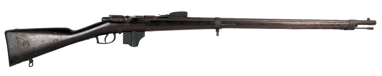 Dutch Beaumont-Vitali 1871/88 - 11X52R - USED