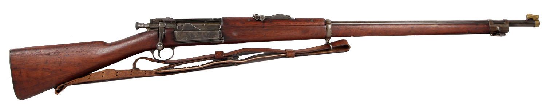 U.S. Springfield Krag Model 1898 Rifle - 30-40 Krag -USED
