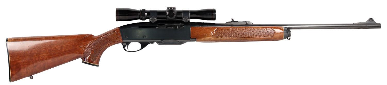 Remington Woodsmaster Model 742 - .30-06 - USED